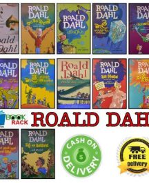 Roald Dahl Book Set