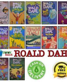Roald Dahl Book Set