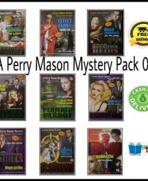 Perry Mason Book Pack (1)